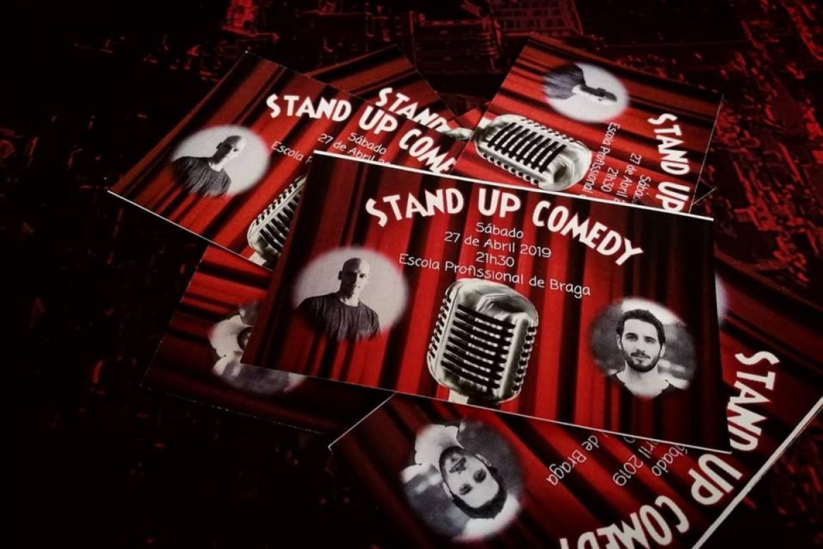 BragaCool_Blog_Já tem bilhete para este espetáculo de Stand Up Comedy?