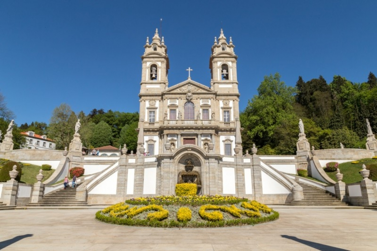 BragaCool_Blog_Santuário do Bom Jesus classificado Património Mundial da UNESCO