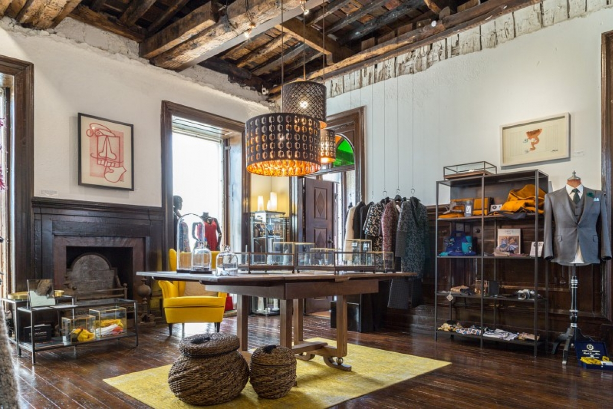 how to start a concept store
