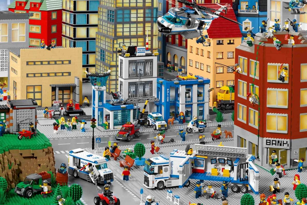 Lego Cidade